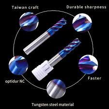 <b>1PCS</b> Milling Tools Mill Tungsten Steel <b>Milling Cutter</b> End Mill ...