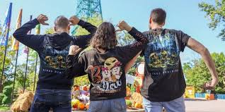 Haunt and <b>Fall</b> Merchandise - Kings Dominion