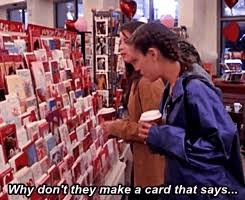 mari phoebe accompanies piper to pick up a card for leo charmed leo piper valentines