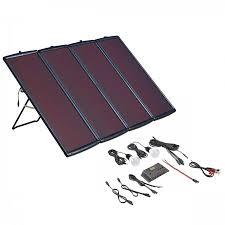100 Watt <b>Solar Panel Kit</b>