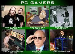 PC Gamer Meme by MouseDenton on DeviantArt via Relatably.com