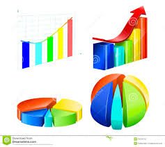 types of diagrams  stock photo   image    types of diagrams