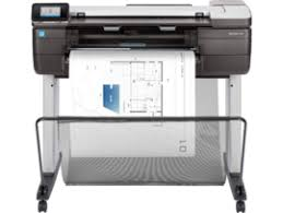 <b>HP DesignJet T830 24-in</b> Multifunction Printer (F9A28A#B1K)