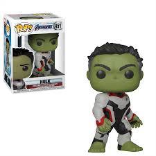 <b>Фигурка Funko POP</b>! <b>Bobble</b>: Marvel: Avengers Endgame: Hulk 36659