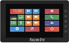 <b>Видеодомофон Falcon Eye FE-101</b> Atlas WT