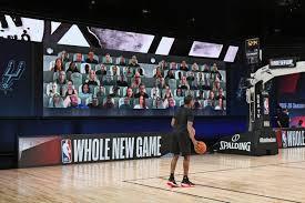 How virtual <b>fans</b> found their seats at NBA season restart | NBA.com