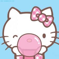 Hello Kitty Con Chicle Imagenes Para Facebook - Imagenes Bonitas ... via Relatably.com