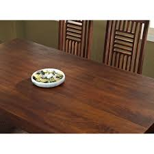 wood farmhouse dining table modus