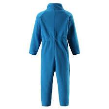 <b>Комбинезон флисовый</b> для малышей голубой <b>LASSIE</b> - купить в ...