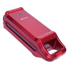 <b>Вафельница Kitfort КТ-1611</b>-2, красный — купить в интернет ...