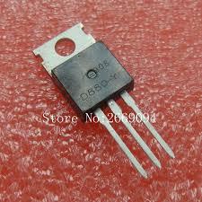 <b>10pcs</b> 2SD880 <b>D880</b> NPN <b>TRANSISTOR TO-220</b>