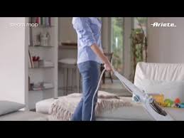 <b>ARIETE</b> FLOOR <b>STEAM</b> CLEANER <b>4164VAP</b> - Yusif Bin Yusif Fakhro