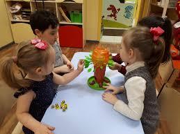 Детский центр <b>раннего развития Радуга</b>: Наши занятия