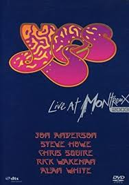 Yes: Live at Montreux 2003: Jon Anderson, Steve ... - Amazon.com