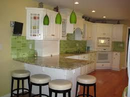 awesome green backsplash tiles