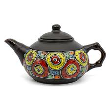 "<b>Чайник</b> глиняный ""Калейдоскоп"", <b>650 мл</b> - Tea Guide"