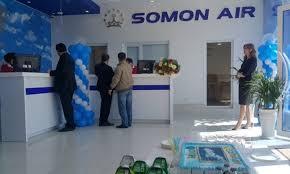 Картинки по запросу «Сомон Эйр» открыл в Худжанде генеральное агентство по продаже билетов фото