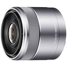Купить <b>Объектив Sony</b> 30mm f/3.5 Macro <b>E</b> (<b>SEL30M35</b>//C) в ...
