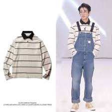<b>kpop EXO GOT7 jin</b> suga same Korean spell color plaid shirt ...