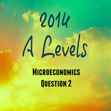a level economics review microeconomics qn