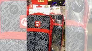 <b>Сумка</b> Рюкзак Чехол Mario для <b>Nintendo</b> Switch купить в Москве ...