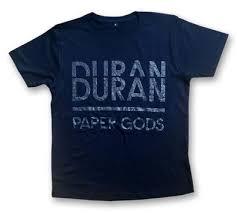 <b>PAPER GODS</b> TOUR – <b>Duran Duran</b> Official Store