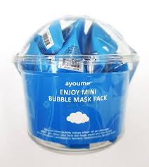 <b>Enjoy</b> Mini Bubble Mask Pack очищающая пузырьковая <b>маска для</b> ...