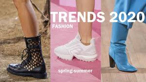 Модная ОБУВЬ весна-лето 2020. Мода 2020 (1ч) | <b>Shoes</b> Fashion ...