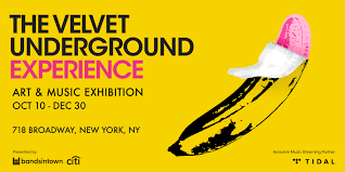 The <b>Velvet Underground</b> Experience | A New York Exhibition
