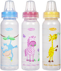 evenflo_zoo_friends_baby_bottle