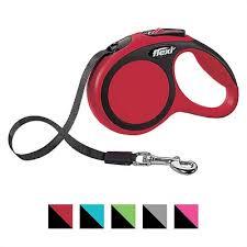 <b>Flexi Comfort</b> Nylon <b>Tape</b> Retractable Dog Leash, Red, X-Small: 10 ...