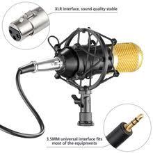 BM800 караоке <b>микрофон</b> Студийный конденсатор KTV BM 800 ...
