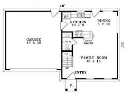 Superb Simple Open House Plans   Simple Bedroom House Floor    Superb Simple Open House Plans   Simple Bedroom House Floor Plans