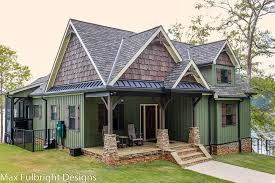 Rustic Cottage House Plans by Max Fulbright Designssmall cottage house plan rustic  px