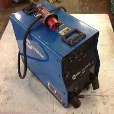 Millers Auto S Miller Auto Invision Ii Arc Welding Power Source 230 460v 192kw