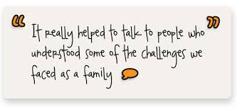 Image result for supporting families