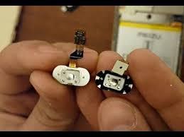 Замена кнопки Home на <b>Meizu</b> M3S (Мейзу <b>M3</b> Note, <b>M5</b>, M5c ...