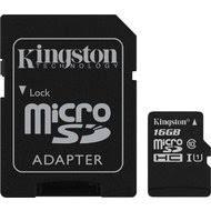 <b>Карта памяти</b> Kingston microSDHC <b>16Gb</b> Class 10 Canvas Select ...