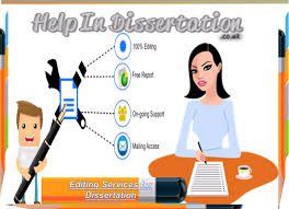 dissertation thesis proofreading and editing services