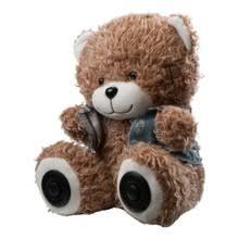 Акустика <b>портативная RITMIX ST</b>-<b>250</b> Bear BT Brown ( Bluetooth ...