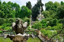 Risultati immagini per vasari corridor boboli gardens