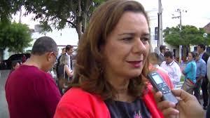 Resultado de imagem para vice-prefeita christianne coelho de sobral