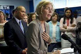 Image result for sen warren and the media
