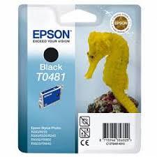<b>Картридж</b> черный <b>Epson</b> T0481 для R200, R300 (<b>C13T04814010</b> ...