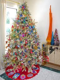 10 Totally Outrageous <b>Retro Christmas</b> Trees