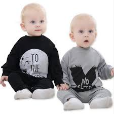 Aliexpress.com : Buy <b>Baby Autumn Winter Rompers</b> Cotton Letters ...