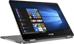 "<b>Ноутбук 14</b>"" <b>ASUS</b> VivoBook Flip <b>14 TP401CA</b>-<b>EC131T</b> в интернет ..."