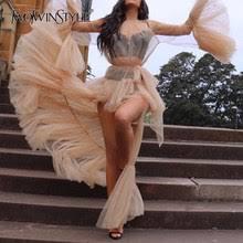 Loose Dress Lace Transparent Promotion-Shop for Promotional ...