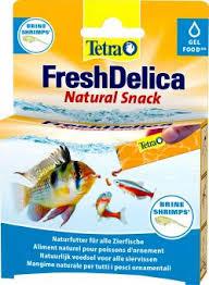 <b>Tetra FreshDelica Brine Shrimps</b>, 48 g | aquaristic.net