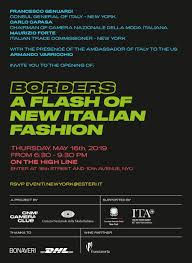 Borders: A flash of New <b>Italian Fashion</b>: The <b>Italian Style</b> on Display ...